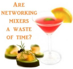 Networking mixers