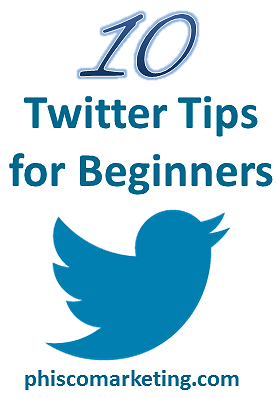 10 Quick Twitter Tips for Beginners