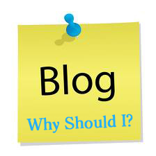 3 Reasons to Blog For Business