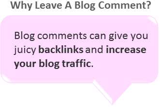 why leave blog comments 03