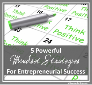 mindset strategies for entrepreneurs