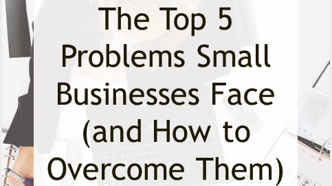 top-5-problems-small-businesses-face