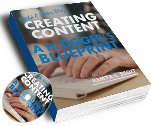 Bloggers Blueprint book and cd 01