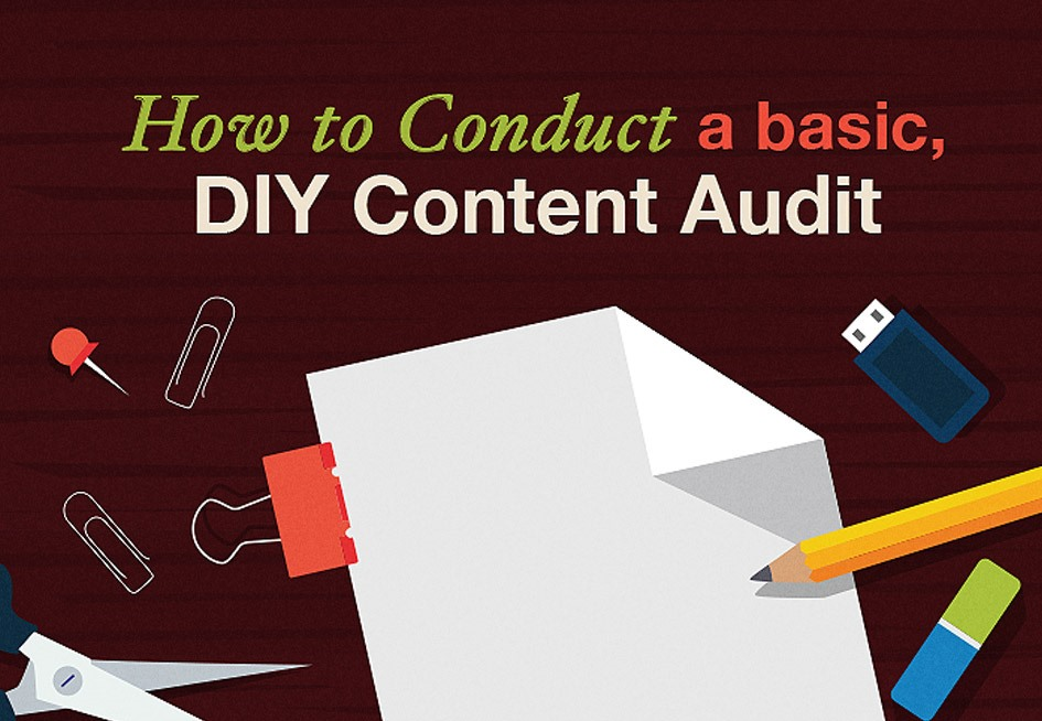 How to Perform A Website Content Audit [Infographic]