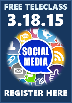 Teleclass March 18: Social Media Marketing for Entrepreneurs