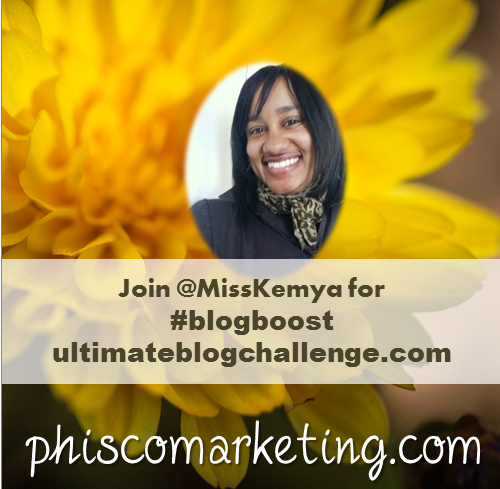 I'm Miss Kemya, Marketing Strategist, Blogger, WAHM and More…