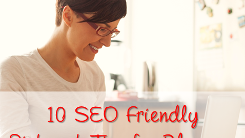 10 SEO Pinterest Tips for Bloggers