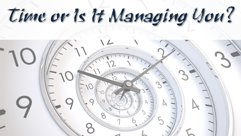 Are you managing your time