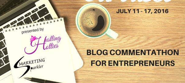 Comment Carousel Blog Commentathon