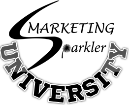Marketing Sparkler University Logo