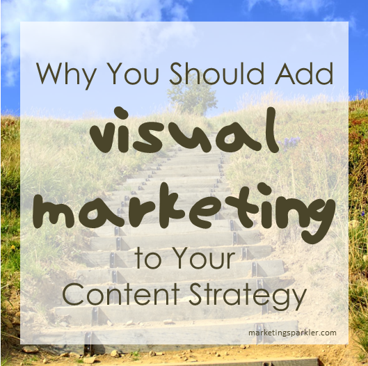 Why You Need to Add Visual Marketing to Your Content Strategy