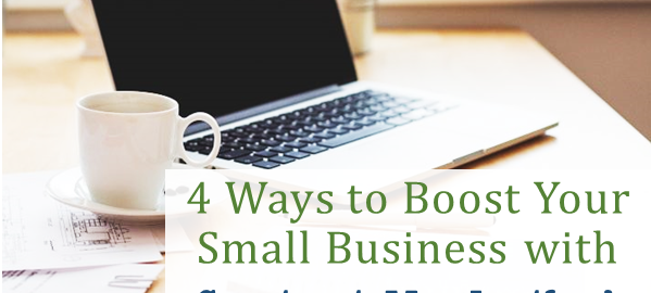 4 Ways to Boost Your Small Biz with Content Marketing