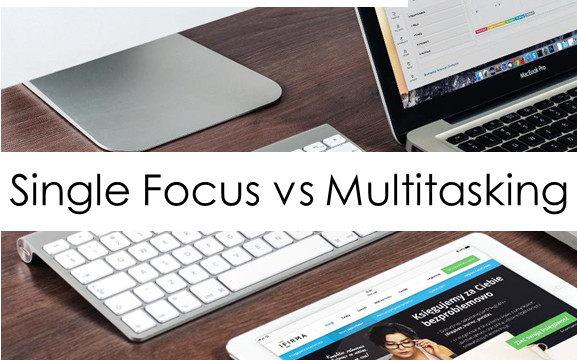 Single Focus vs Multitasking: How to Manage Multiple Projects