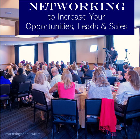 Networking to Increase Opportunities Leads Sales