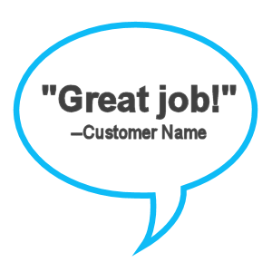 "The Value of Testimonials: Go Beyond ""Great Job"""