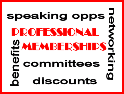 Build Your Network With Professional Memberships