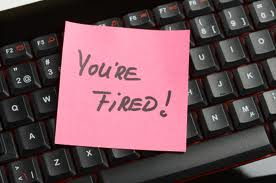 youre fired pink slip