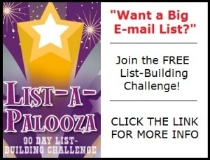 List-a-Palooza 90 Day Challenge
