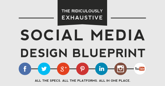 A Complete Guide to Social Media Image Sizes [Infographic]
