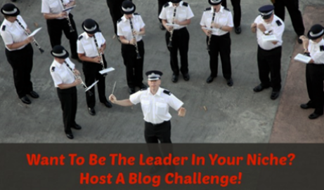 Want Your Blog To Be Different? Take The Lead With A Blog Challenge