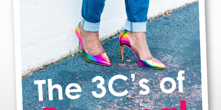The Three C's of Personal Online Branding