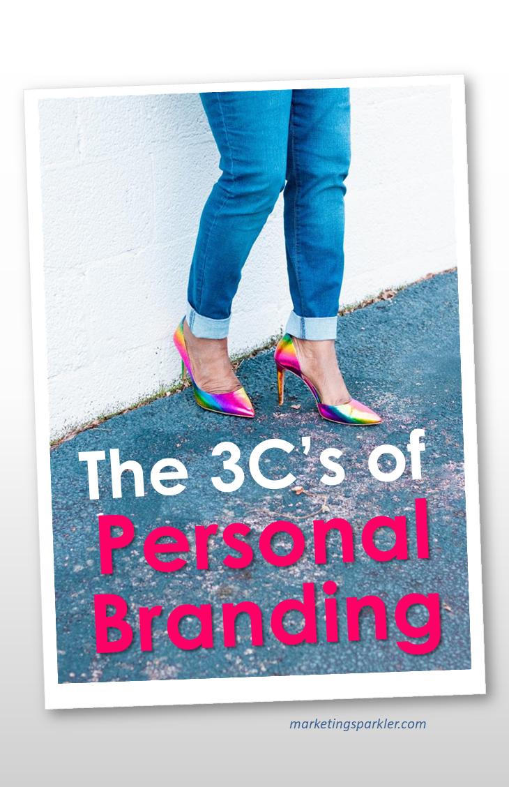 3 Cs of personal online branding