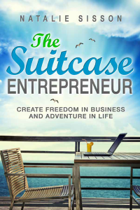 Suitcase Entrepreneur Book Cover