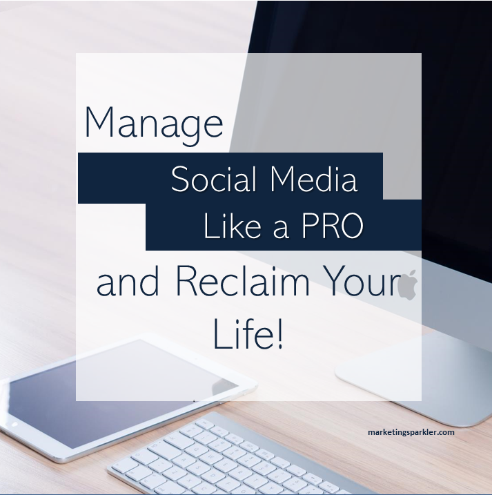 Manage social media like a pro and reclaim your life