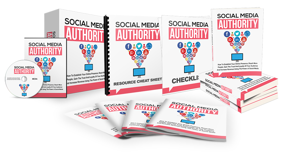 Become a Social Media Authority eCourse on Marketing Sparkler University