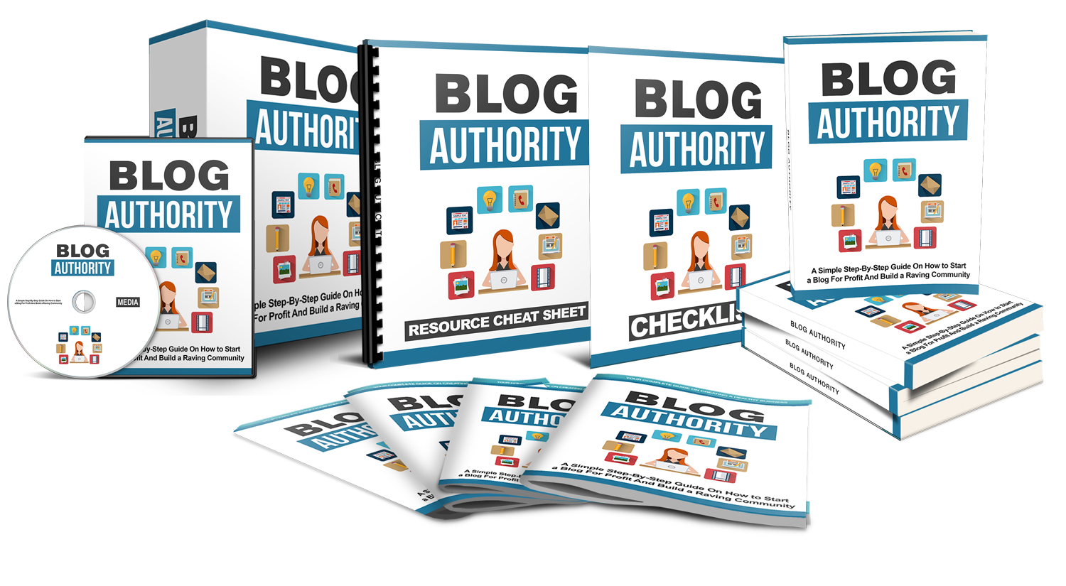 Blog Authority eCourse at Marketing Sparkler University