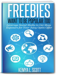 Freebies Want To be Popular Too cover