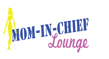 Mom In Chief Lounge Logo
