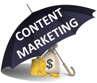 Content Marketing Umbrella