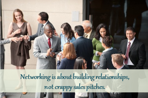 Networking Can Be Awesome If You Know This
