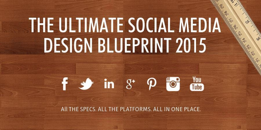 Best Social Media Image Dimensions Cheat Sheet [Infographic]