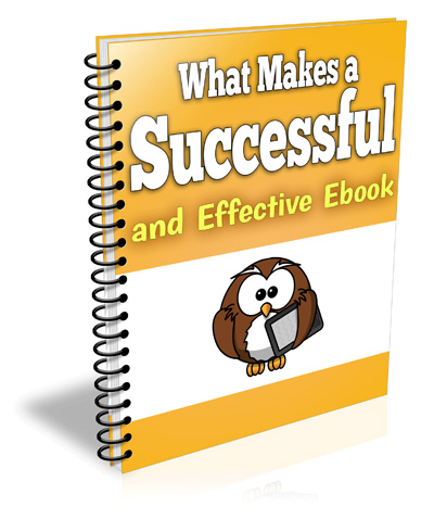 What makes ebooks successful