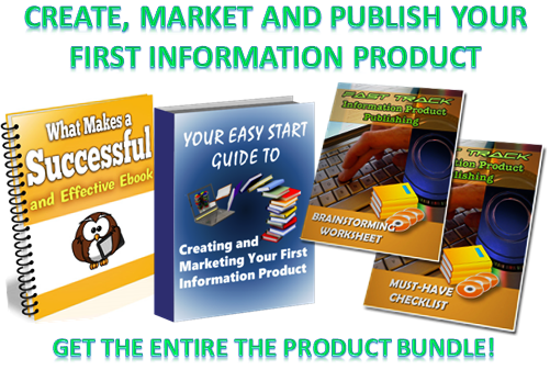 Information Product Bundle