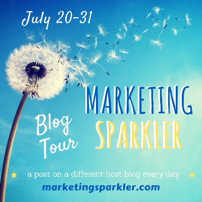 Marketing Sparkler Blog Tour