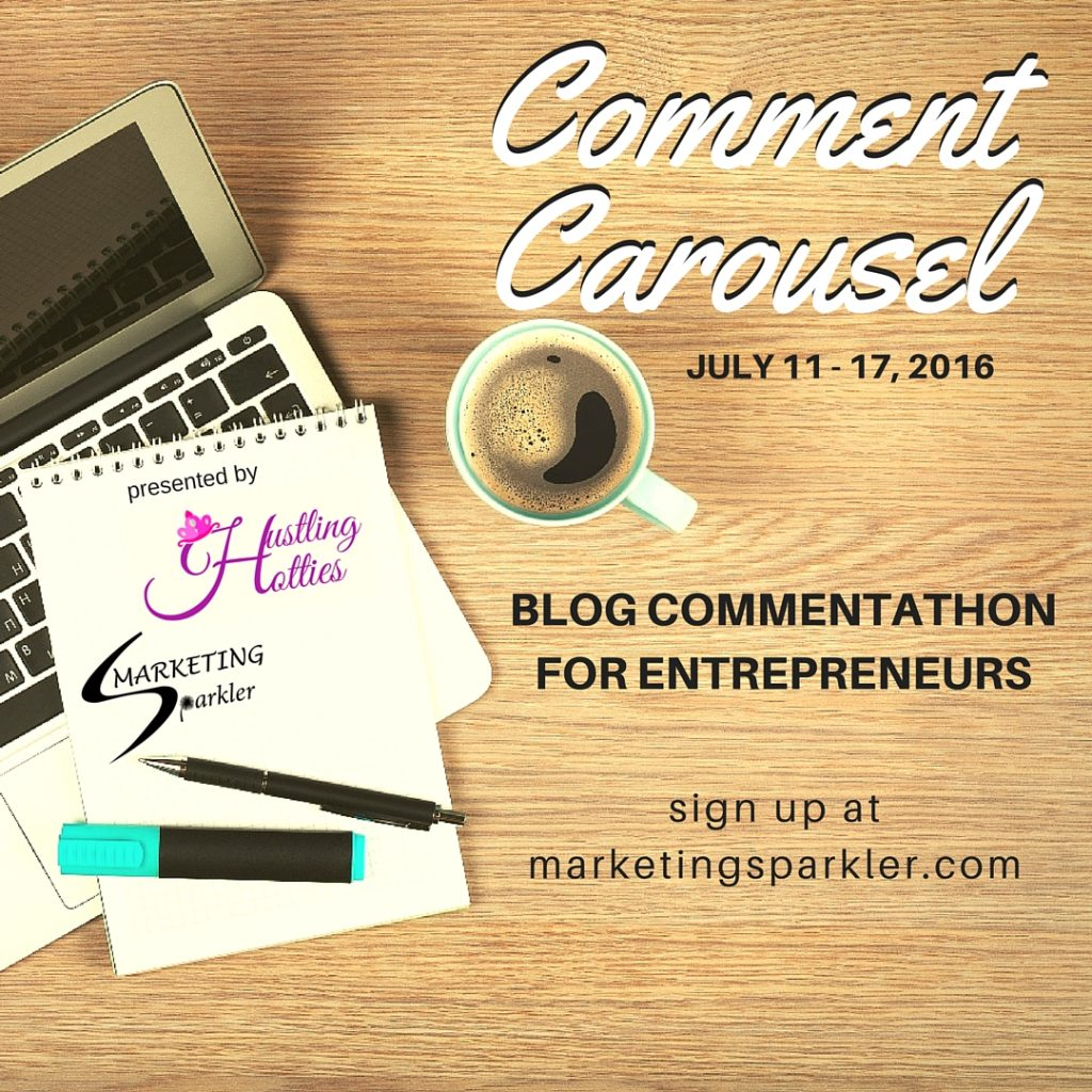 Get Blog Comments During Blog Commentathon