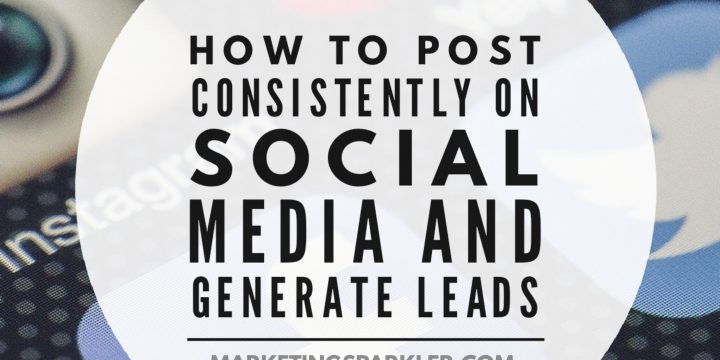 How to Post Consistently on Social Media [MGN Radio Interview]