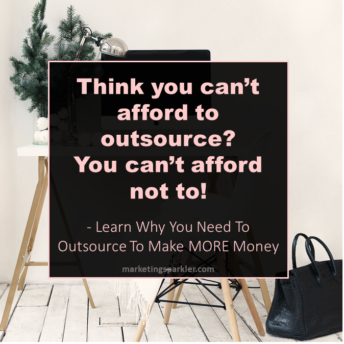 You cannot afford to do everything yourself. Learn why every solopreneur should outsource some tasks to make more money.