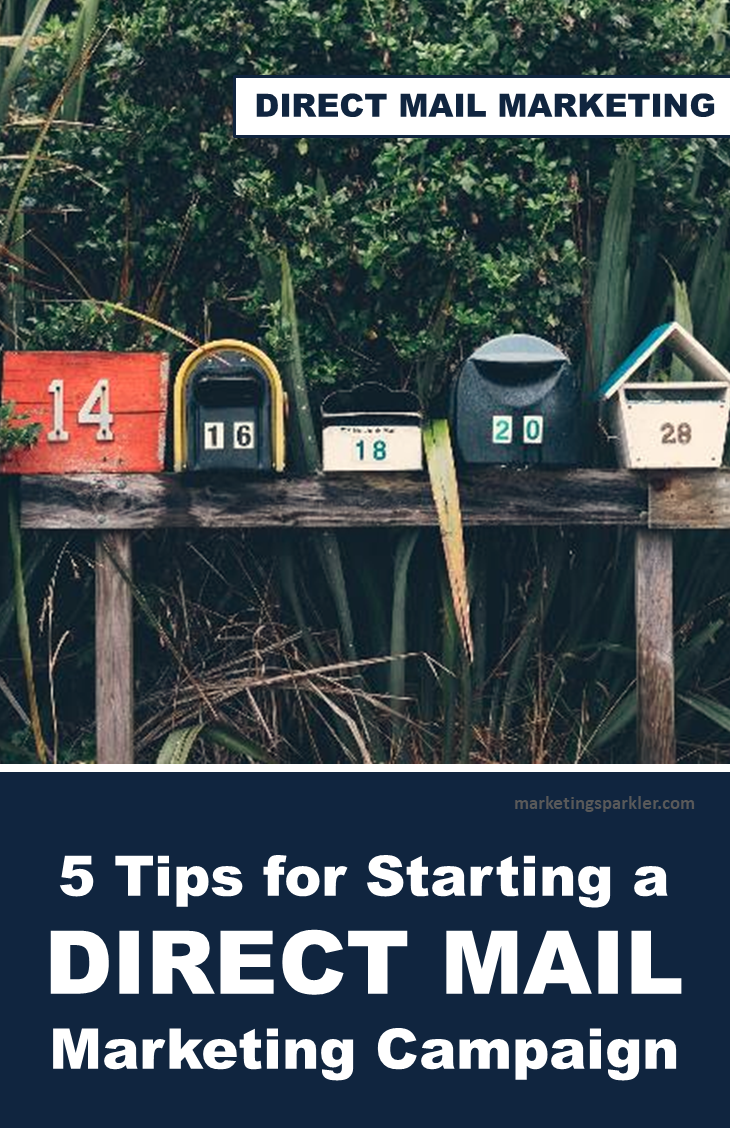 Direct mail marketing is a tried and true way to get the attention of your ideal consumer. Use these tips to get started with direct mail campaigns.