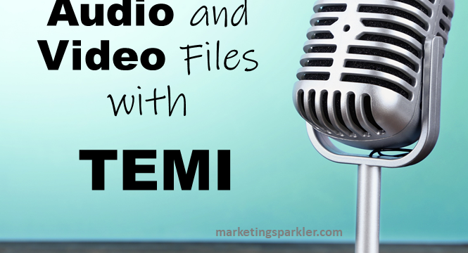 Transcribe Audio and Video Files with TEMI [Review]