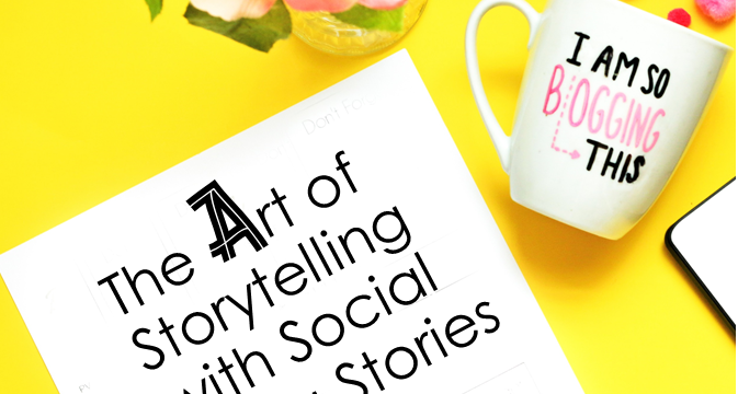 The Art of Storytelling with Social Media Stories