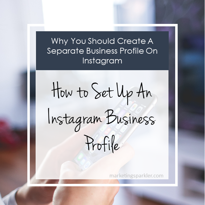 IG profile business vs personal How to setup and Instagram business profile