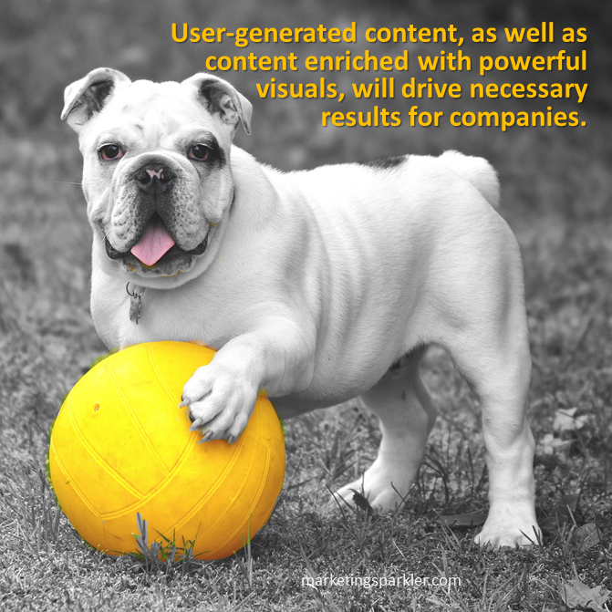4 Ways to Prepare for Social Media Growth in 2019 User generated content