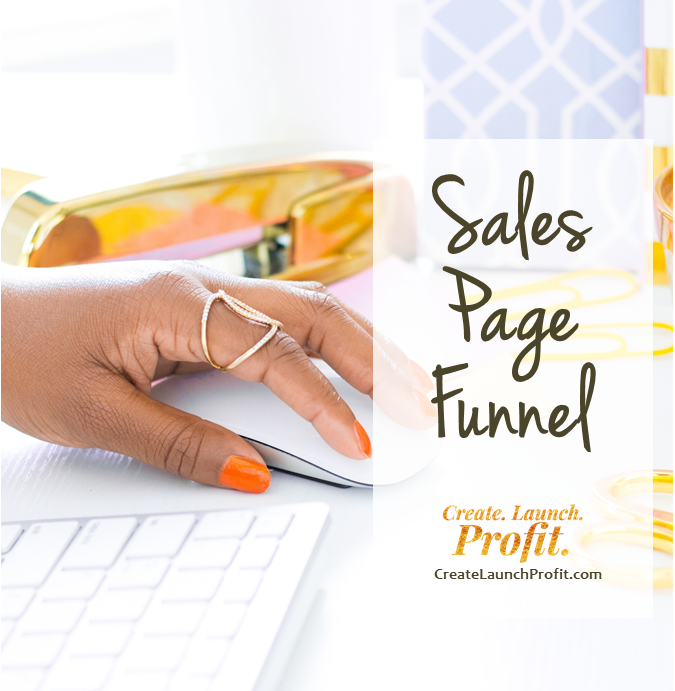 Create Launch Profit Subscription Box Sales Page Funnel Templates