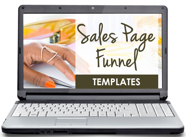Free Sales Page Funnel Templates