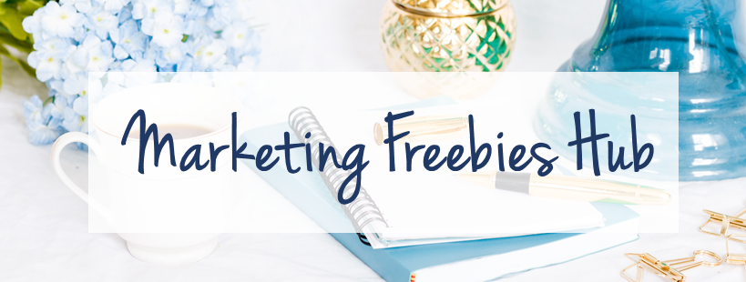 Marketing Sparkler Freebies Hub