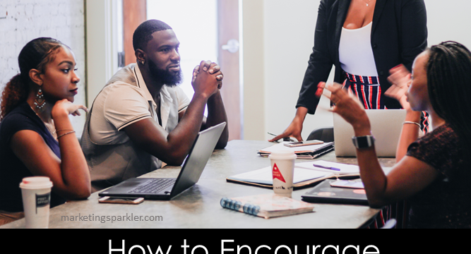 How to Encourage a Positive Team Spirit in the Office